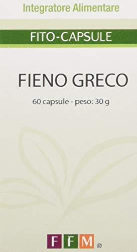 Fitofarmaceutica Fieno greco - 60 Capsule Gelatina Vegetale