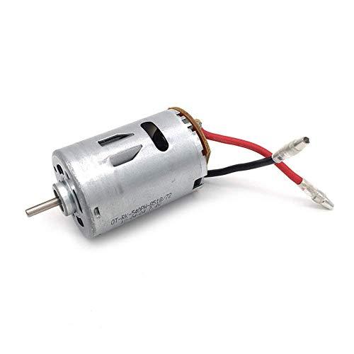DollaTek Recambios del coche Rc 540 Motor eléctrico 12428-0121 7,4 V 540...
