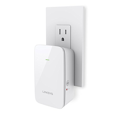 Product Image 1: Linksys RE6350 AC1200 Dual-Band Wi-Fi Range Extender / Wi-Fi Booster