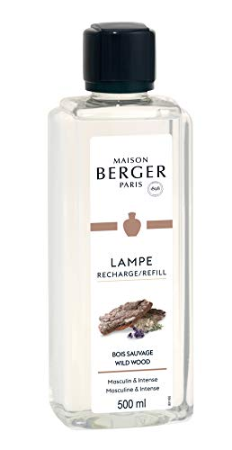 Lampe Berger Lampe Bois Sauvage, 500 ml