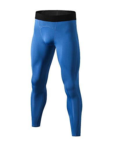 Tessuto morbido e ultra-morbido. Asciugatura rapida, traspirante, leggera Gambe di compressione altamente funzionali allontanano il sudore dalla pelle e ti aiutano a rimanere asciutto e comodo durante l'attività fisica. Pantaloni funzionali. In estat...