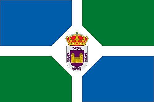 magFlags Bandera Large Vegaquemada Castilla y León | Bandera Paisaje | 1.35m² | 90x150cm