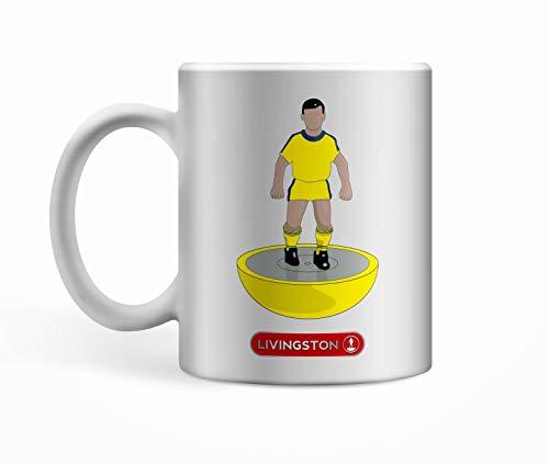 Livingston FC Ceramic Mug/Cup