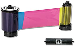 Full Color ID Zone Badge Express Replacment Ribbon - 100 Prints