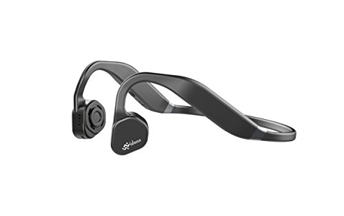 Vidonn F1 Ohrbügel Binaural Kabellos Grau Mobiles Headset - Mobile Headsets (Kabellos, Ohrbügel, Binaural, Ohraufliegend, 20-20000 Hz, Grau)