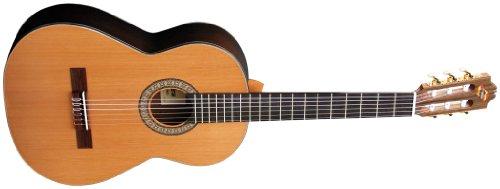 Admira Virtuoso Klassische Gitarre, Elektro, Schnittmodell, Oberteil - Massives Zedernholz