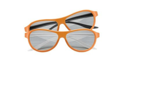 LG Gafas 3D Passive AG-F310DP (pack de dos gafas - Play A y Play B)