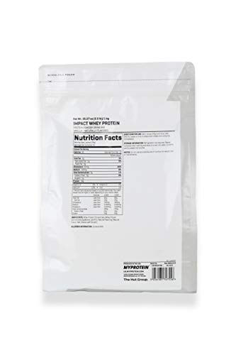 Myprotein Impact Whey Protein Vanilla, 1er Pack (1 x 1 kg) - 4