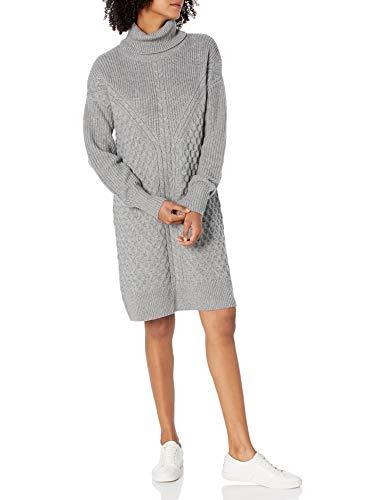 The Drop Rosalie Minivestido Tipo Jersey Trenzado Dress Mujer