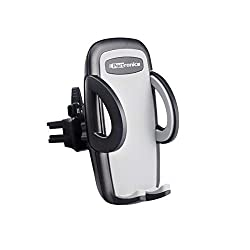 Portronics CLAMP X POR-926 Car-Vent Mobile Holder