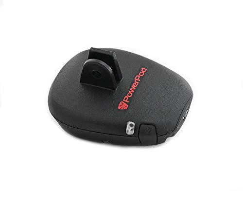 Velocomp Powerpod V3 - Medidor de Potencia, Color Negro
