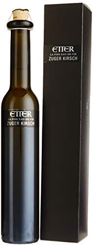 Etter Zuger Kirsch Black Beauty In Geschenkverpackung Obstbrände (1 X 0.2 L)