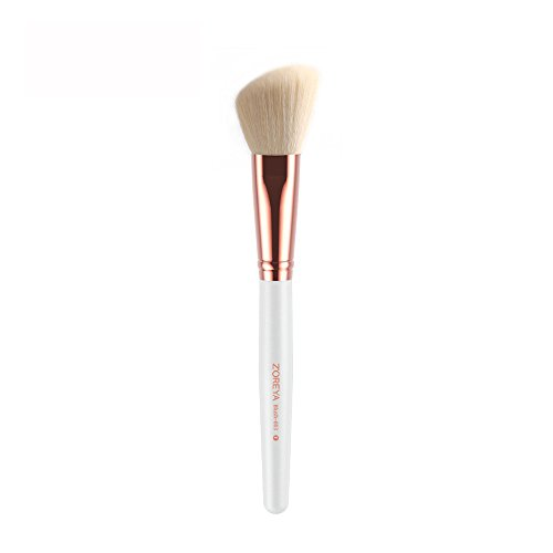 IFOUNDYOU Outil Multifonctionnel De Maquillage De Poudre De Poudre De Fard à Joues De Base De Brosse De Maquillage Multifonctionnel