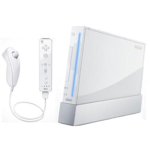 Nintendo Wii Console (Includes Wii Sports) - [Edizione: Regno Unito]