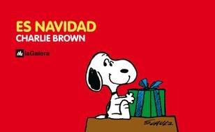 Es Navidad, Charlie Brown (Álbumes ilustrados)