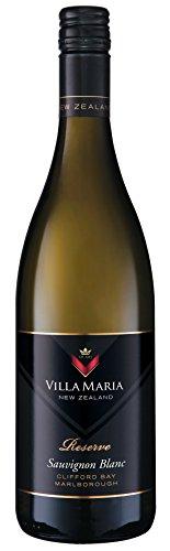 6x 0,75l - 2018er - Villa Maria - Reserve - Sauvignon Blanc - Neuseeland - Weißwein trocken