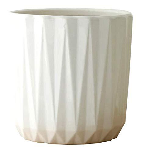 Blumentopf Es ist möglich, aus Keramik Blumentöpfen geometrischen europäischen Stil einfachen Balkonboden übereinstimmen, die geeignet ist for eine Vielzahl von Szenarien zur Decke flowerpots oben, in