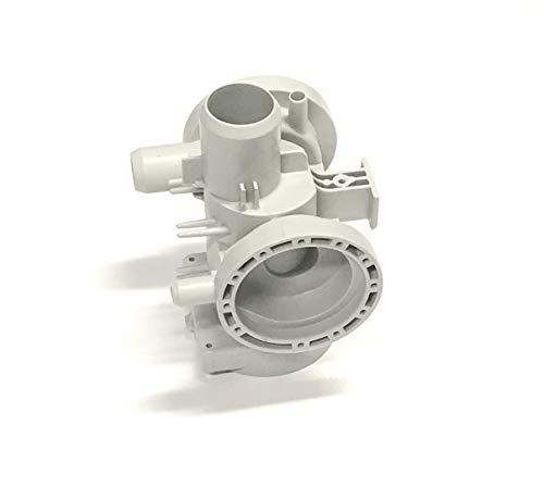 OEM LG Washing Machine Drain Pump Case Casting for WM2233HS, WM2455HG, GCW1069LS, WM3370HVA, WM2133C