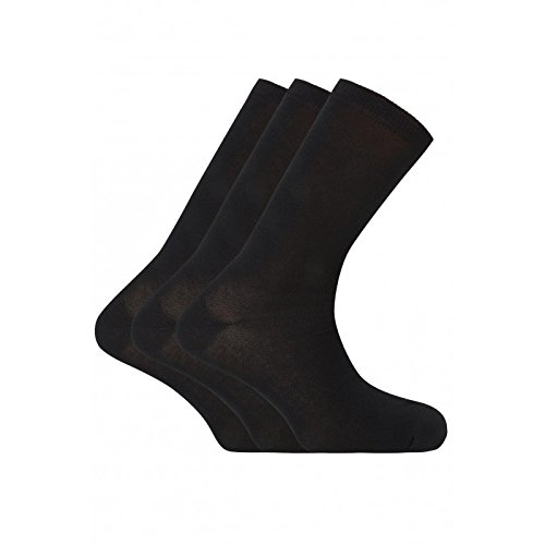 Punto Blanco - Pack Ahorro x3 Calcetines BASIX Hombre PUNTO