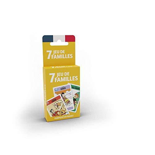 Ducale, le jeu Français - Jeu de 7 Familles - Jeu de Cartes Enfant 10011366