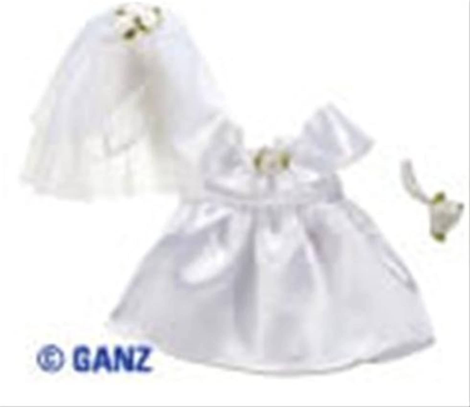 Webkinz Clothes - Wedding Dress [Toy]