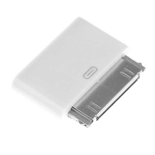 Bubbry 8 Pin Vrouwelijke naar 30 Pin Mannelijke Adapter Connector voor iPhone 4S iPad 3 iPod