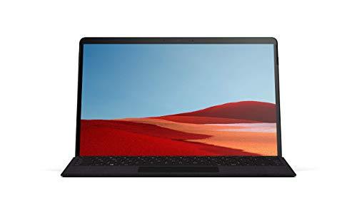 "Microsoft Surface Pro X - Tablet de 13"" (Wifi + LTE, Microsoft SQ1, 8GB RAM, 128GB SSD, Windows 10) Negro"