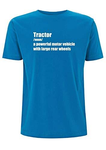 Time 4 Tee Tractor Significado camiseta para hombre de granja agrícola agrícola...