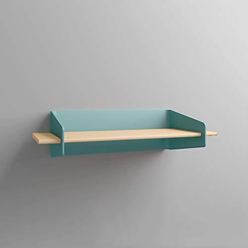 Frame van smeedijzer, woonkamer-hangmat, wandhouder, opbergkast, wandmontage (kleur: blauw, grootte: 20 x 15 x 10 cm) 29.5x15x10cm random color