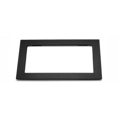 CARAV 11-440 2-DIN Marco de plástico para Radio para Universal Frame for 2-DIN...