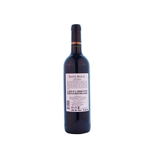 Vinho Tinto Carmenère Santa Helena Red Blend 750ml