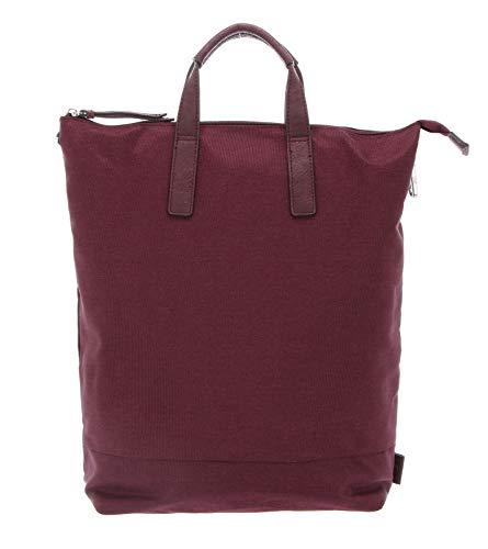 Jost Bergen X-Change (3in1) Bag S Borsa a zainetto 13? rosso bordò