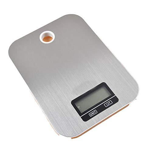 Topashe Feinwaage Digitalwaage,Mini-Küchenwaage, hochpräzise elektronische Waage,Briefwaage digital Grammwaage