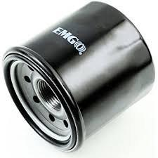Black Spin-On Oil Filter for Honda VTR 1000 1998-2002