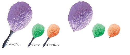 ダスキンエレクトロン・ミニ3色セット+替えモップ3本付き(モップ6本+ハンドル3本)