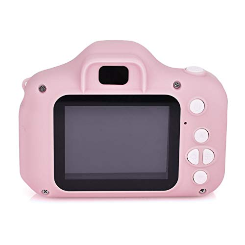 C3 Piglet Children Digital Camera Juguete Tome fotos Mini SLR Toy Camera Educativo para niños Juguetes para niños pequeños con fotografía Regalos para niños de 3 años