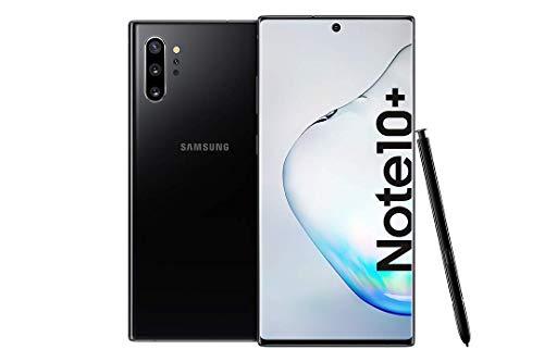 Samsung Galaxy Note 10 Plus Dual SIM 256GB 12GB RAM SM-N9750/DS Aura Noir