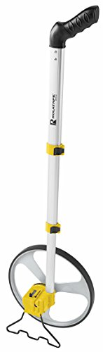 Rolatape RT312 12.5-Inch Aluminum Measuring Wheel (Ft/In),Yellow