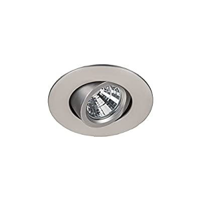"WAC Lighting Oculux 2"" LED Round Adjustable Trim Engine and Universal Housing Finish 90+Cri and 2700K"