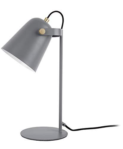 Present time - Lampe à poser fer gris mat STEADY