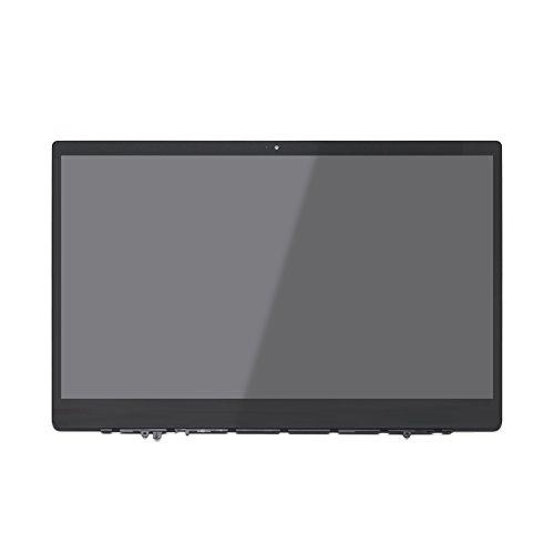 FTDLCD® 15.6'' LCD Pantanlla + Vidrio Frente +Marco Reemplazo de Ordenador Portátil para Xiaomi Mi Notebook Pro 15.6 (Sin Función Táctil)