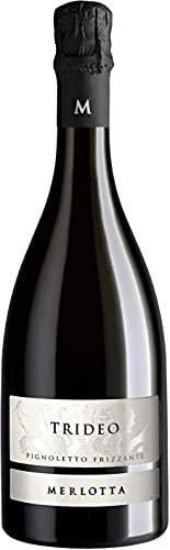 MERLOTTA TRIDEO Pignoletto Doc Colli D'Imola Frizzante 2020-6 bottiglie da L 0,75