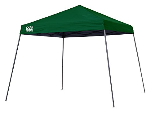 Quik Shade Expedition 12 x 12 ft. Slant Leg Canopy, Green