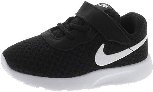 Nike Tanjun (TDV), Scarpe da corsa uomo, Multicolore (Negro / Blanco (Black / White-White)), 8C