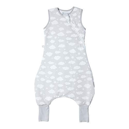 Tommee Tippee The Original Grobag Steppee - Pelele para bebé, 6-18 meses, 2.5 Tog, Happy Clouds, 60 g