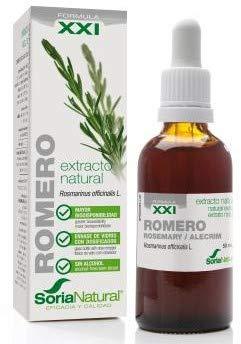 Soria Natural Extracto de Romero XXI - 50 ml