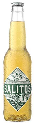 6 x Salitos Cerveza Premium-Lagerr Bier 0,33L 4.7% vol.alc. MEHRWEG