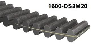 12.7 mm Longueur ext/érieure: 35-889,00 mm - 12.7x8 mm 4LK35 : Courroie lisse trap/ézo/ïdale pour Motoculteurs BOUYER Mod/èle 224 version B/&S Section 1//2