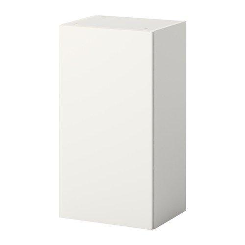 IKEA KNOXHULT Wandschrank mit Tür; in weiß; (40x75cm)