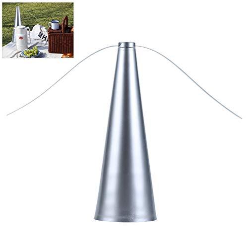 Edinber Small Fly Repellent Fan Electric Flycatcher Odor-Free Keep Flies Away Fan